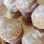 YAKIGASHI tamusa クッキー スペイン産アーモンドをつかったポルボローネ