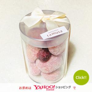YAKIGASHI tamusa ホワイトデー2020限定商品,『ルビーチョコ x フランボワーズ』